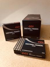 CCI 209 - Shotshell Primers (1000 Stk.)