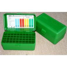 MTM Patronenbox RM-50 (.308)