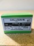 S&B 2902 - .224, 5,70g 50 grain, S & B Geschosse, Vollmantel