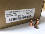 LOS 9mm (Dia: 355) 147gr Rundkopf (500Stk.)